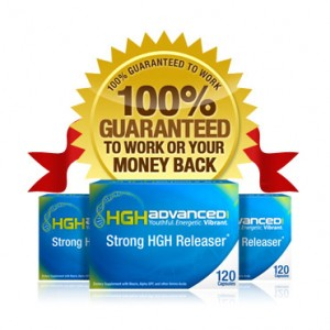 HGH Advanced money back guarantee